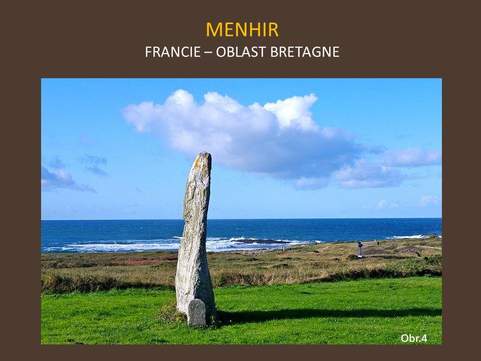 FRANCIE – OBLAST BRETAGNE