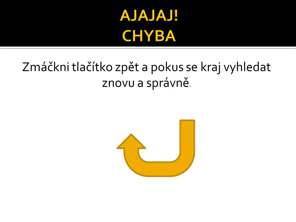 AJAJAJ! CHYBA