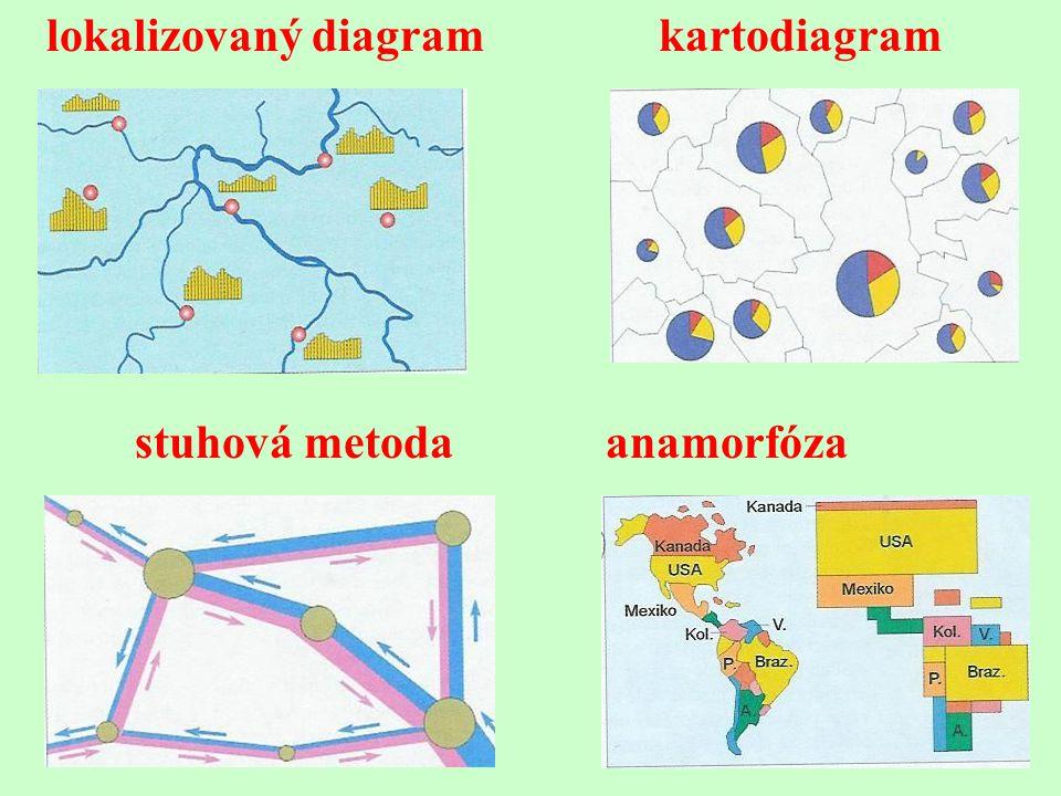 lokalizovaný diagram kartodiagram