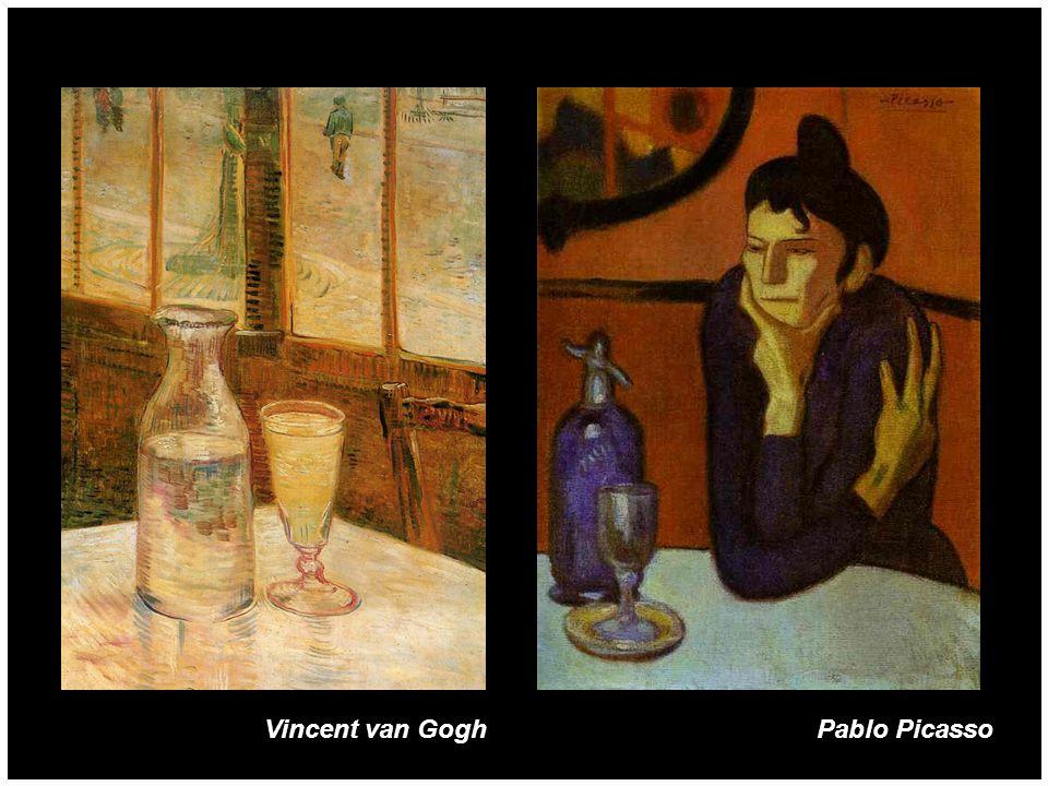 Vincent van Gogh Pablo Picasso