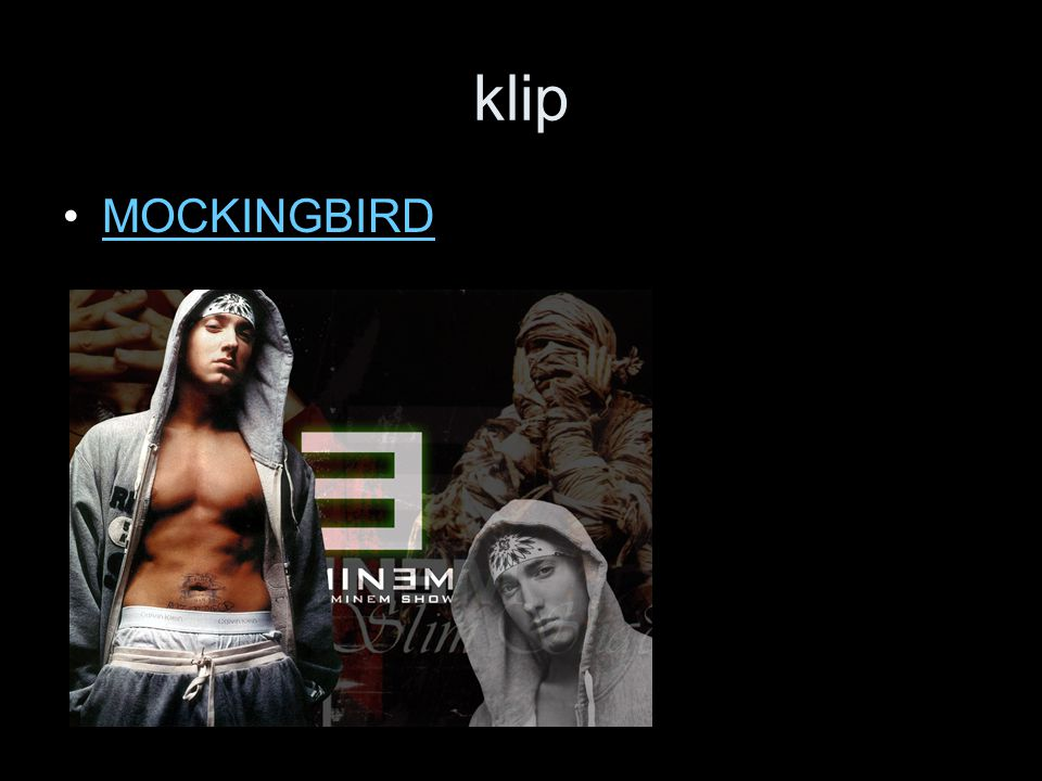 klip MOCKINGBIRD