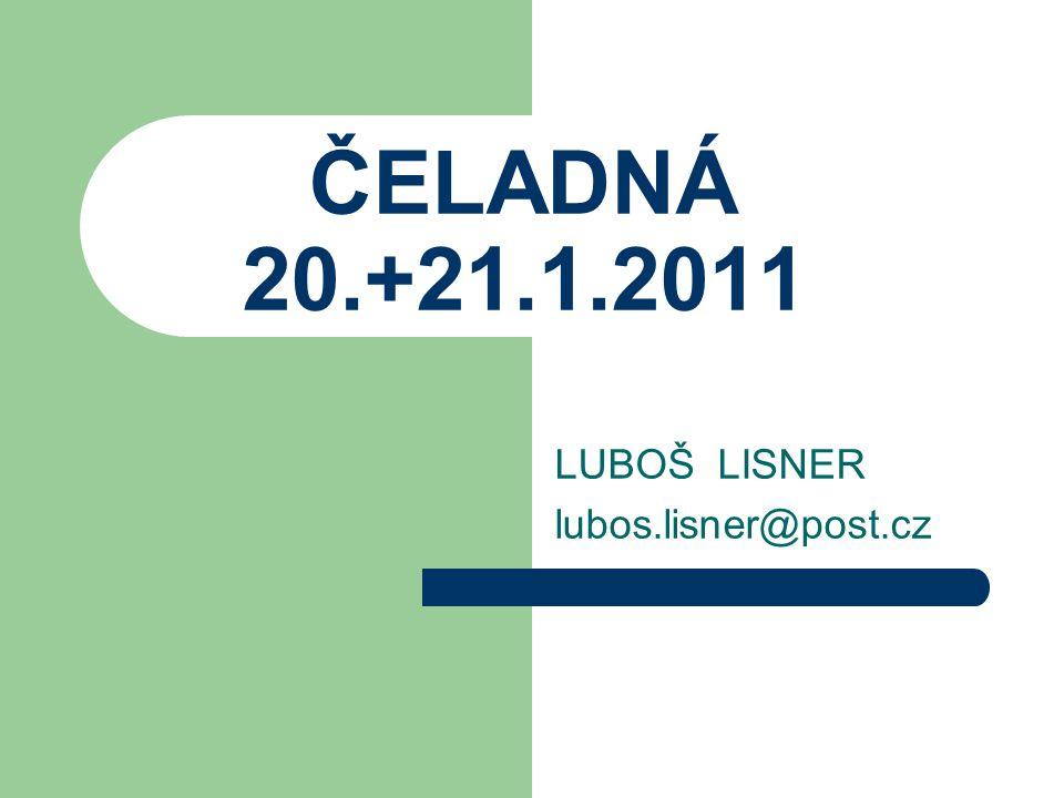 LUBOŠ LISNER lubos.lisner@post.cz