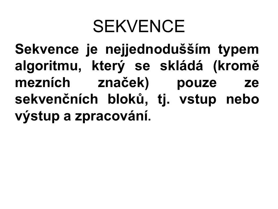 SEKVENCE