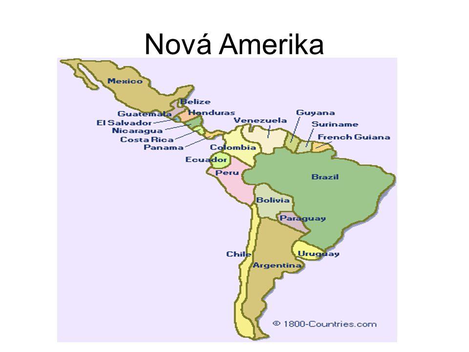 Nová Amerika