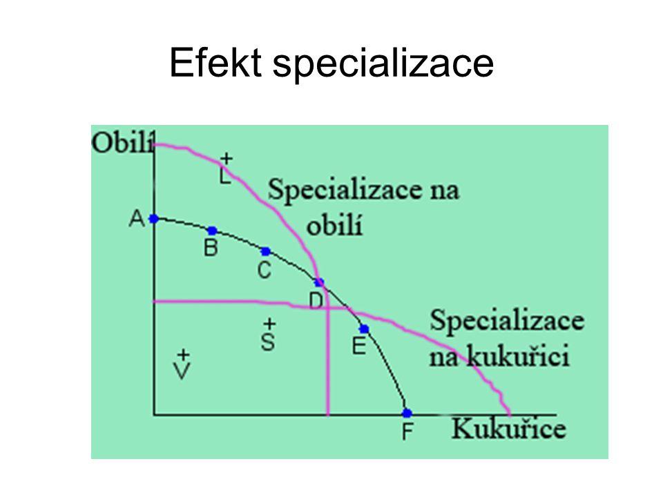 Efekt specializace