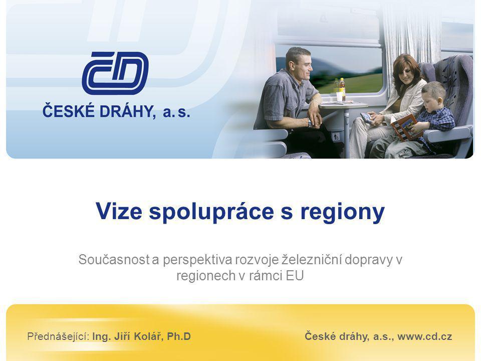 Vize spolupráce s regiony