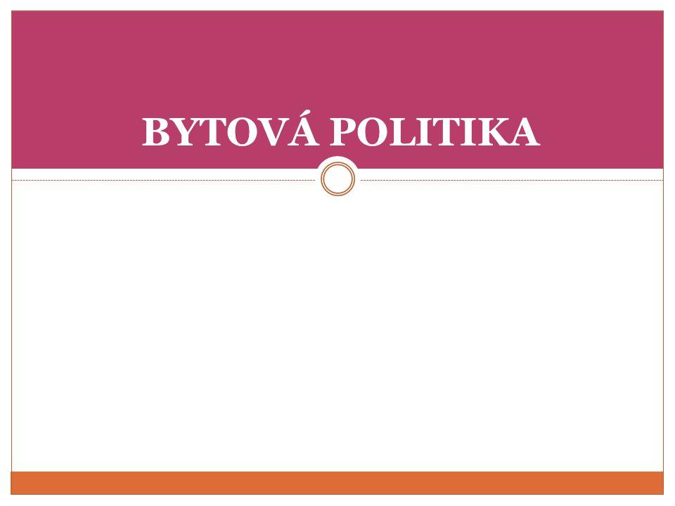 Bytová politika