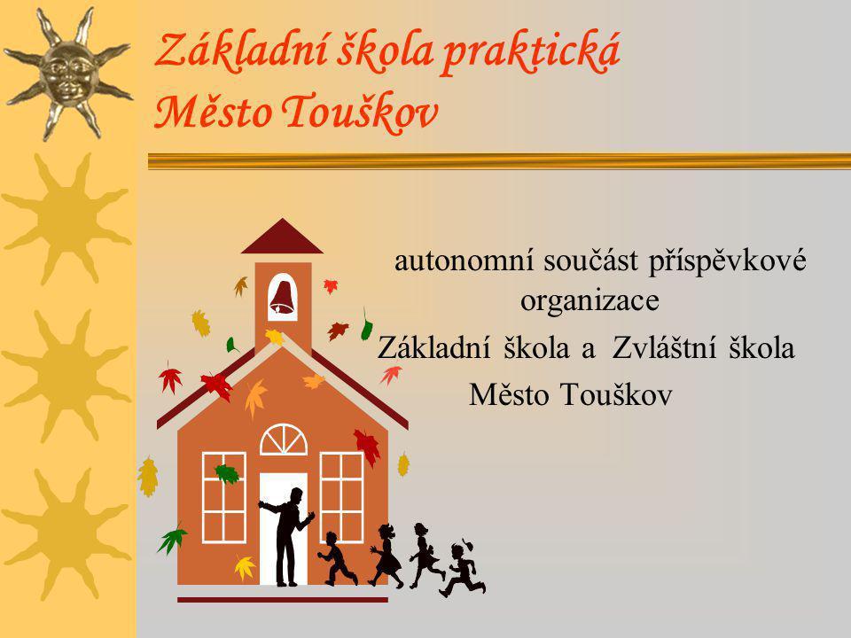 Základní škola praktická Město Touškov