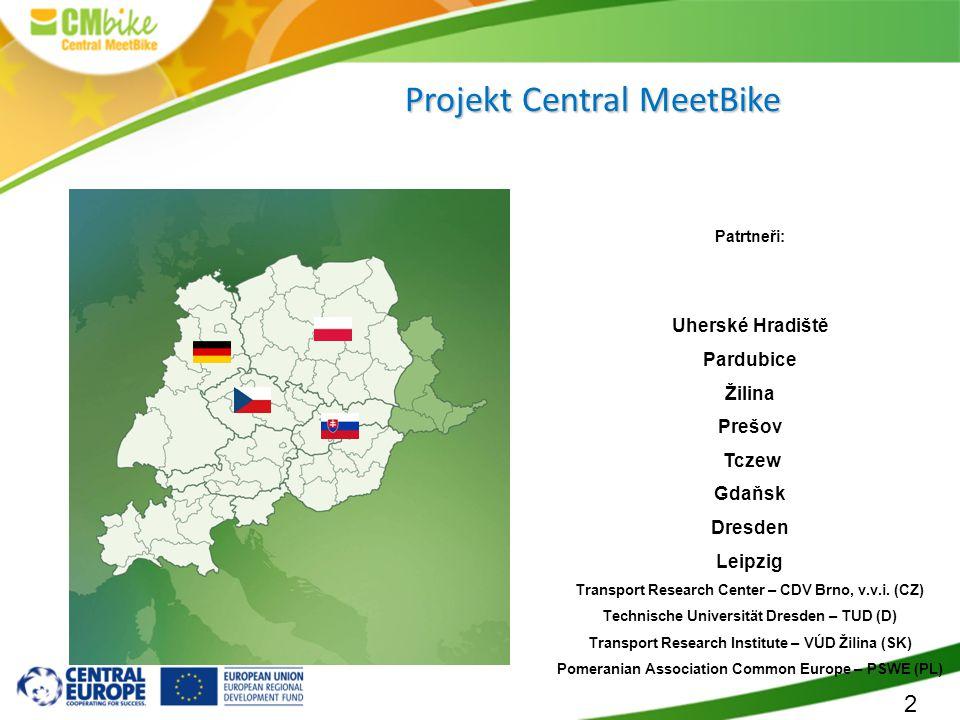 Projekt Central MeetBike