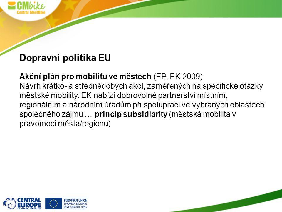 Dopravní politika EU