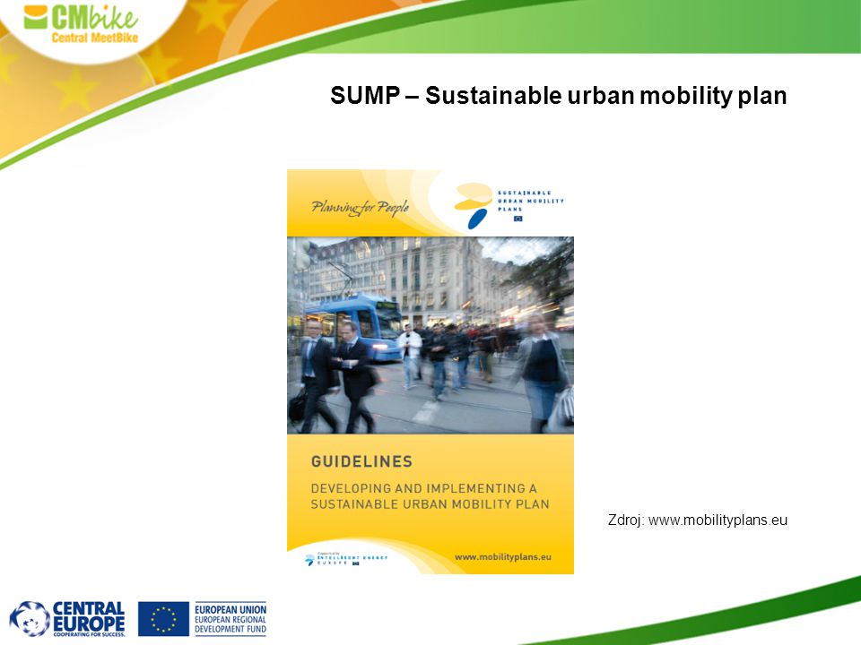 SUMP – Sustainable urban mobility plan