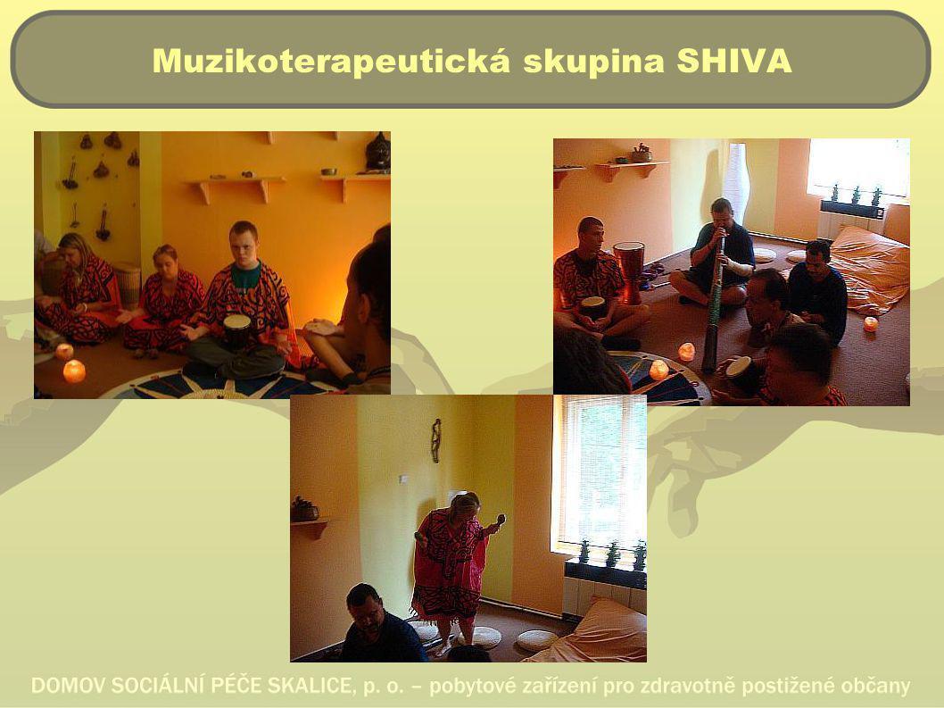 Muzikoterapeutická skupina SHIVA
