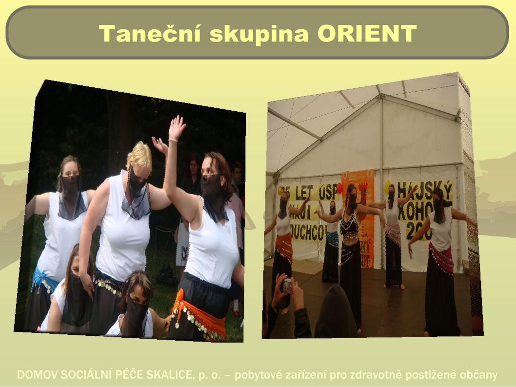 Taneční skupina ORIENT