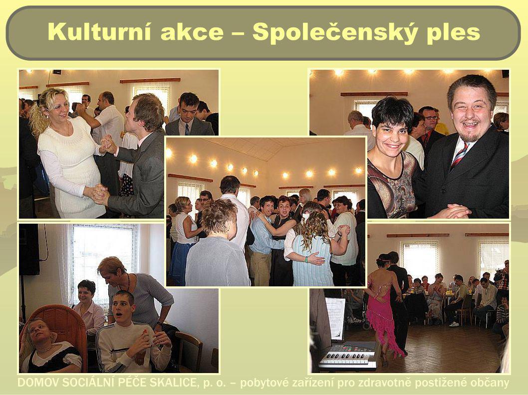 Kulturní akce – Společenský ples