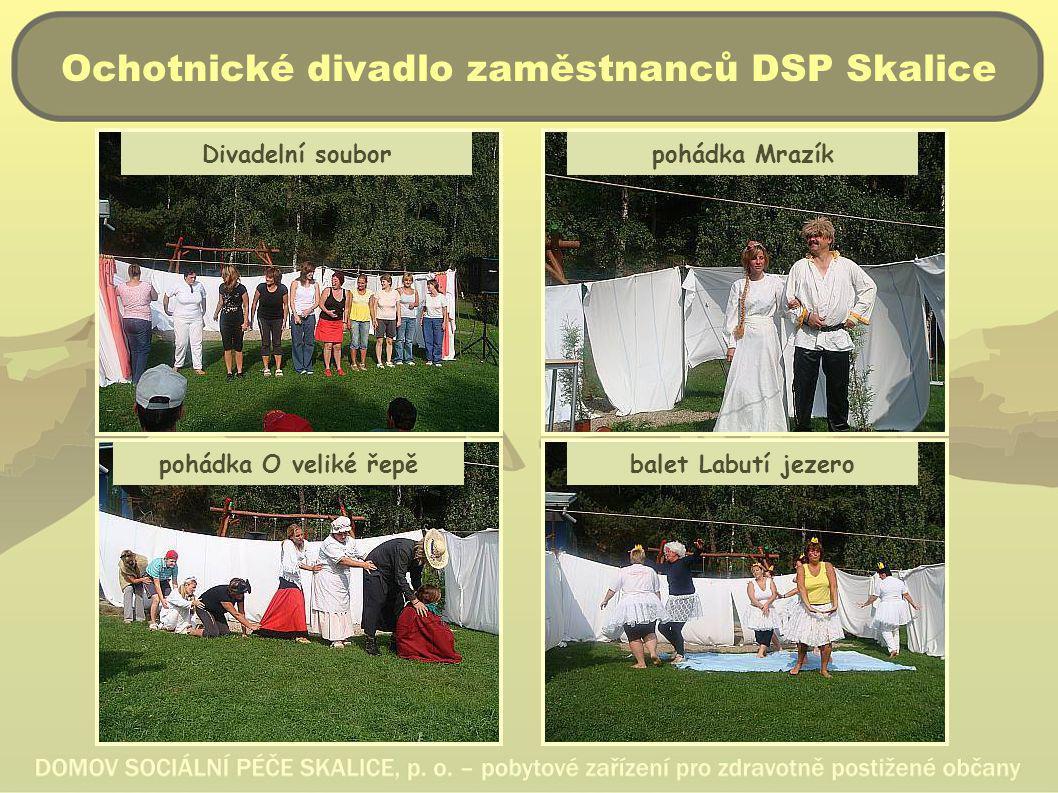 Ochotnické divadlo zaměstnanců DSP Skalice