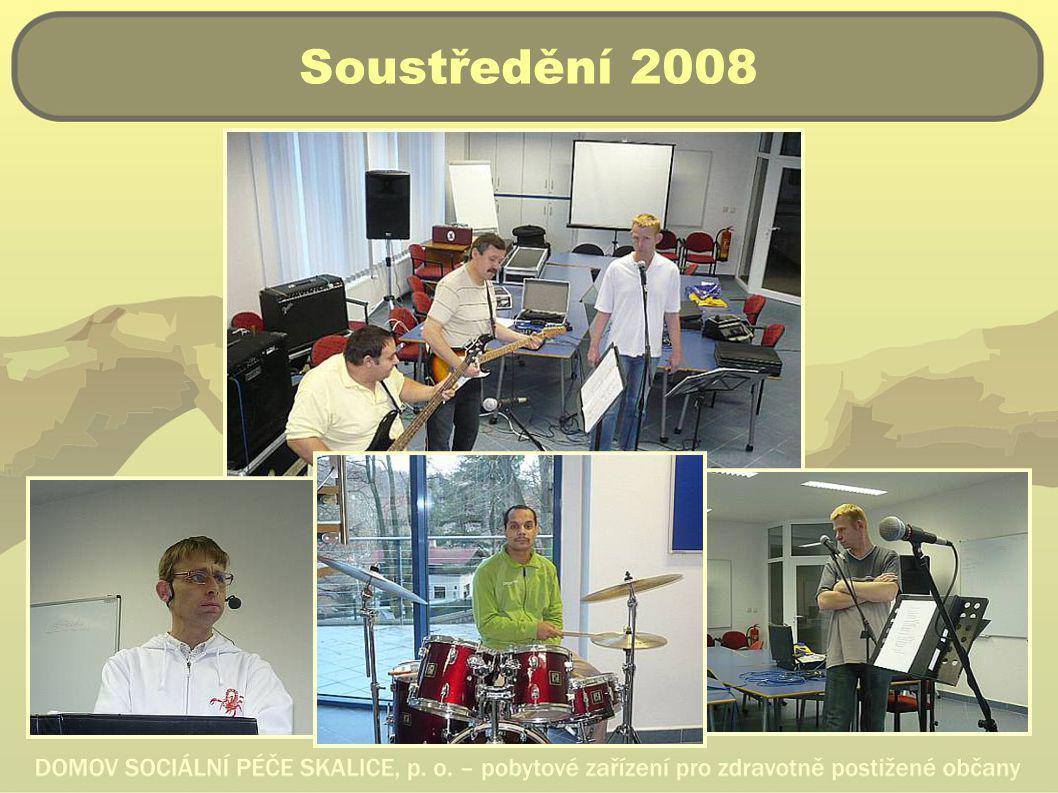 Soustředění 2008