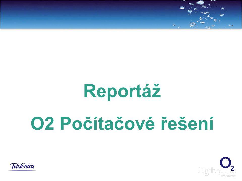 Reportáž O2 Počítačové řešení