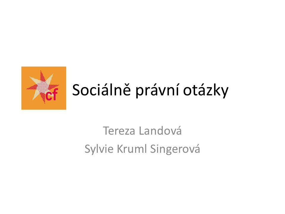 Sociálně právní otázky