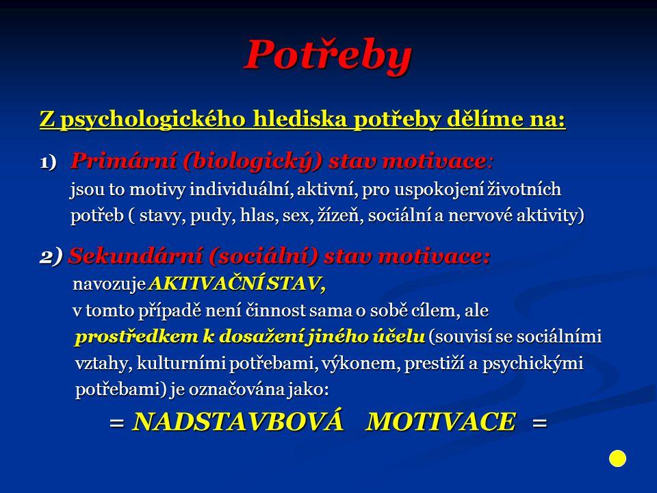 = NADSTAVBOVÁ MOTIVACE =