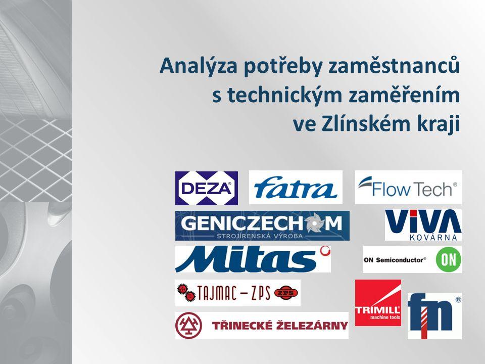 Analýza potřeby zaměstnanců s technickým zaměřením ve Zlínském kraji