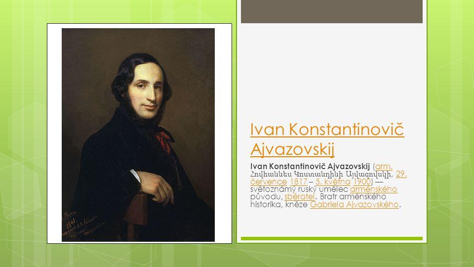 Ivan Konstantinovič Ajvazovskij