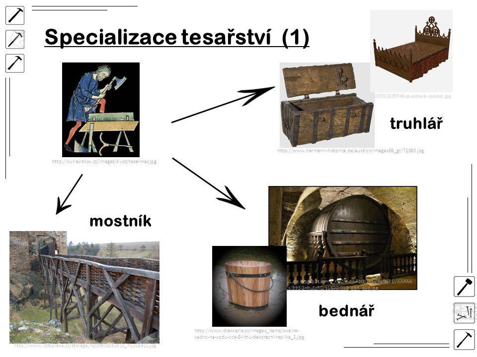 Specializace tesařství (1)