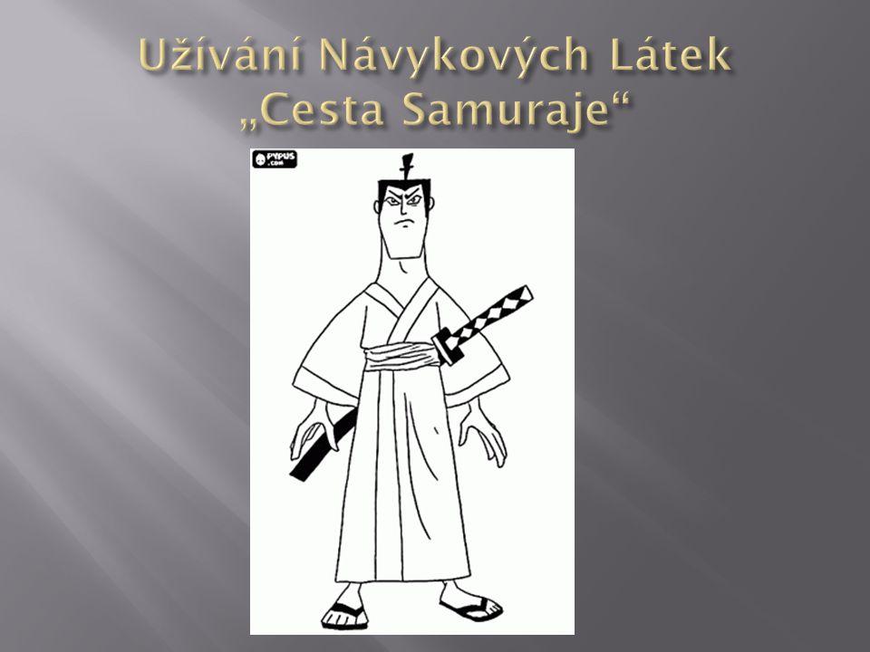 """Užívání Návykových Látek """"Cesta Samuraje"""