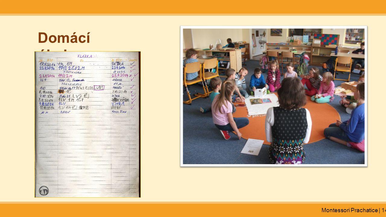 Domácí úkoly Montessori Prachatice | 14