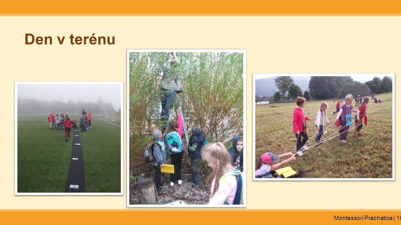 Den v terénu Montessori Prachatice | 18