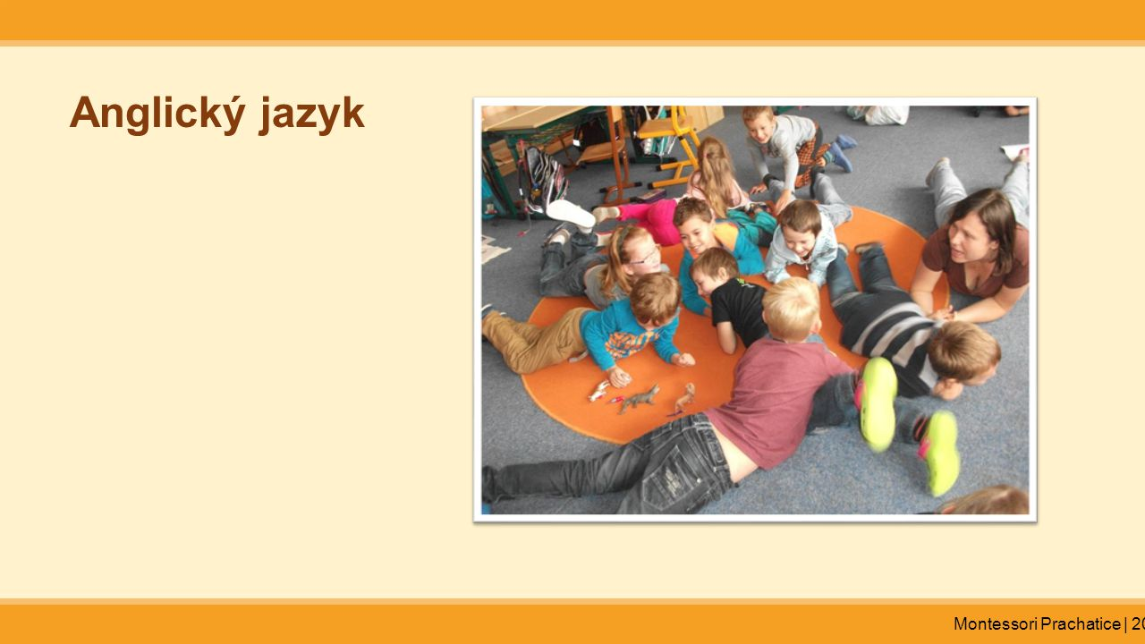 Anglický jazyk Montessori Prachatice | 20