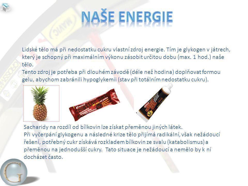 Naše energie