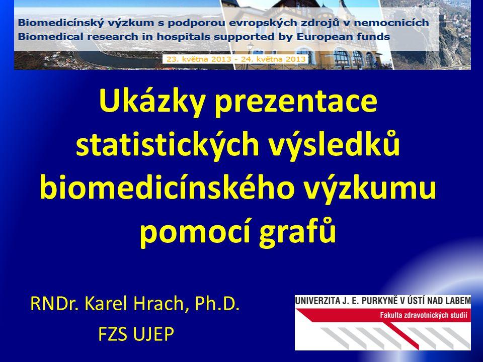 RNDr. Karel Hrach, Ph.D. FZS UJEP