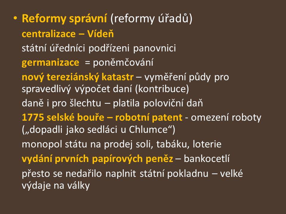 Reformy správní (reformy úřadů)