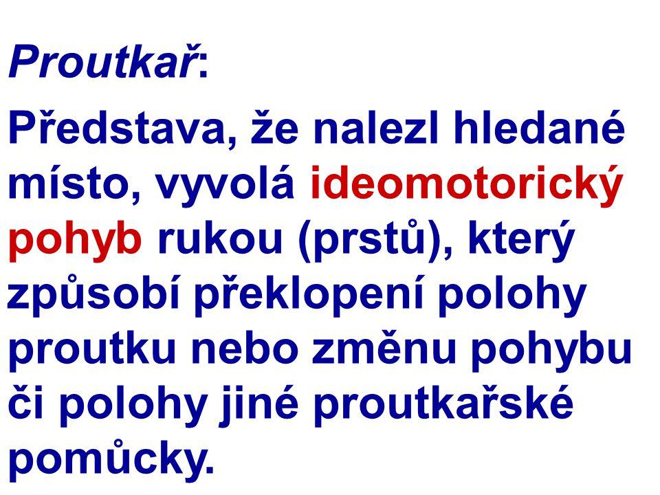 Proutkař:
