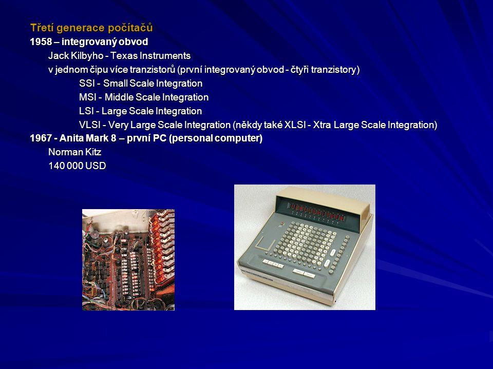 Třetí generace počítačů