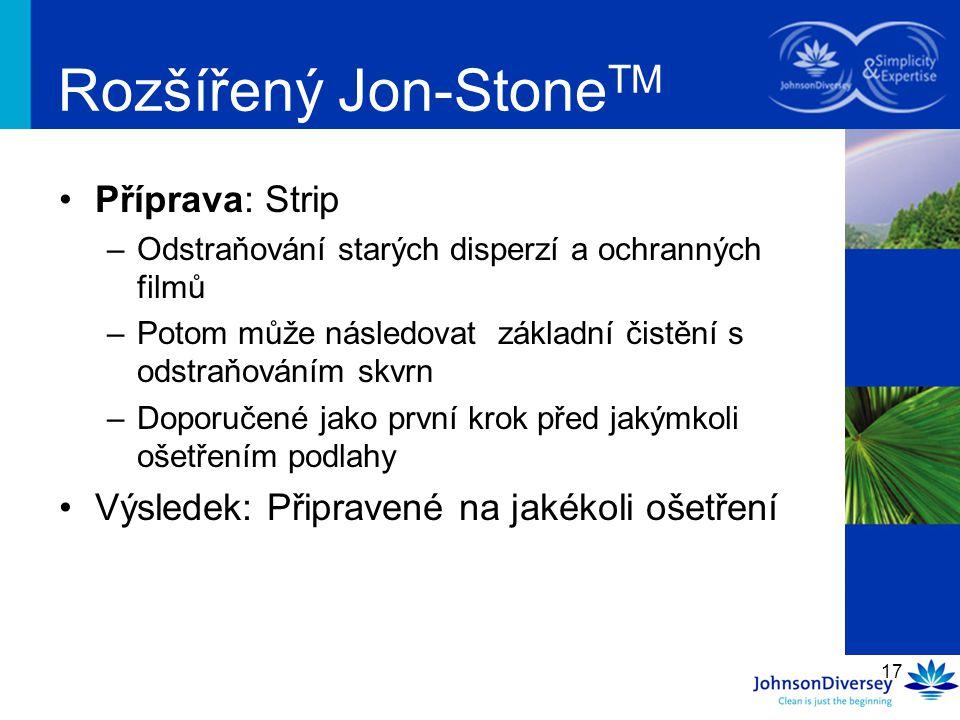 Rozšířený Jon-StoneTM