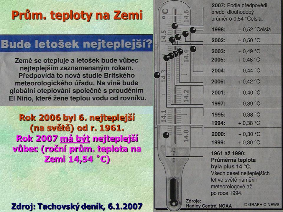 Zdroj: Tachovský deník, 6.1.2007