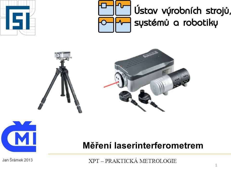 Měření laserinterferometrem