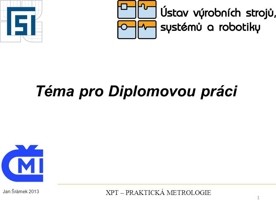 Téma pro Diplomovou práci