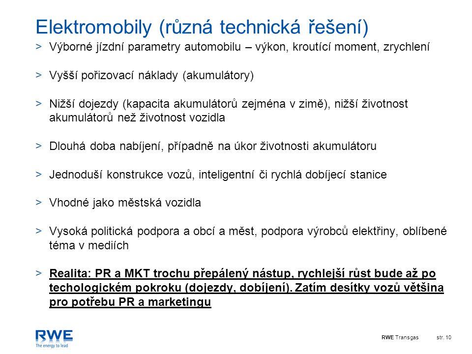 Elektromobily (různá technická řešení)