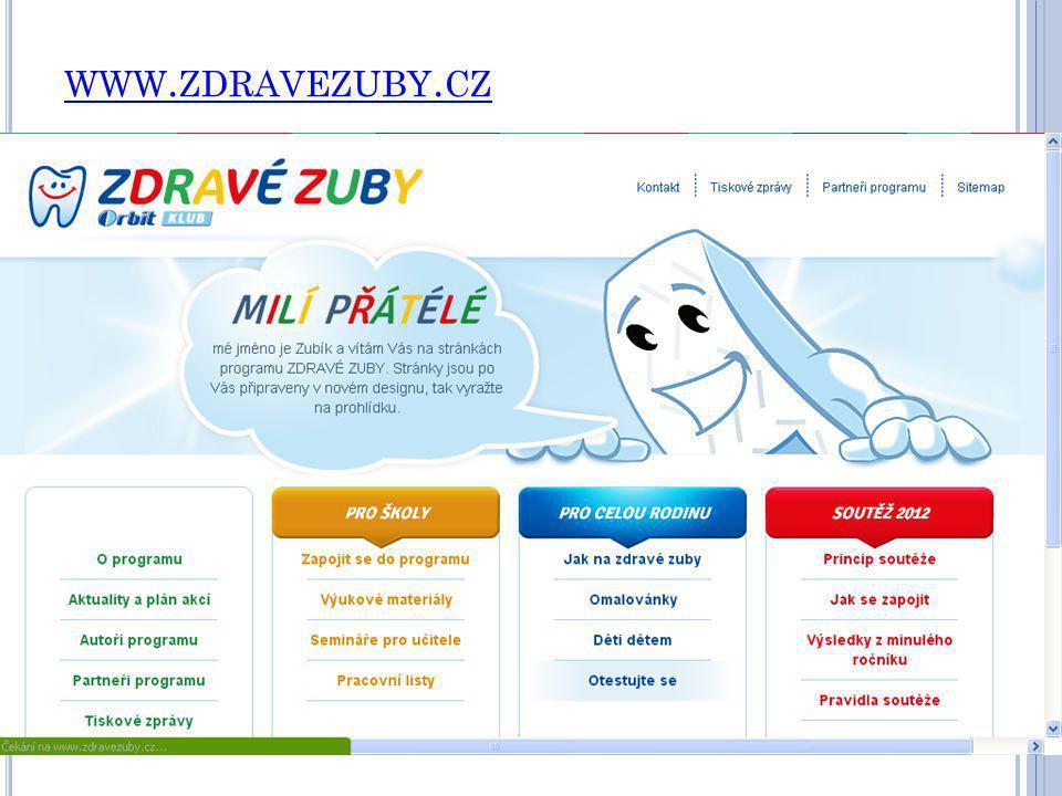 www.zdravezuby.cz