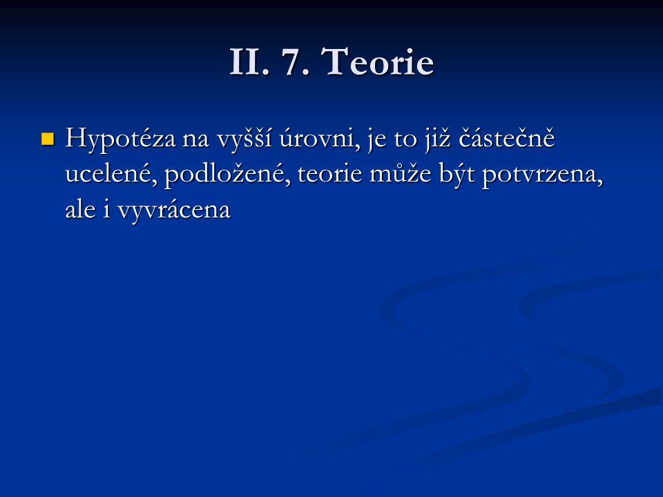 II. 7.