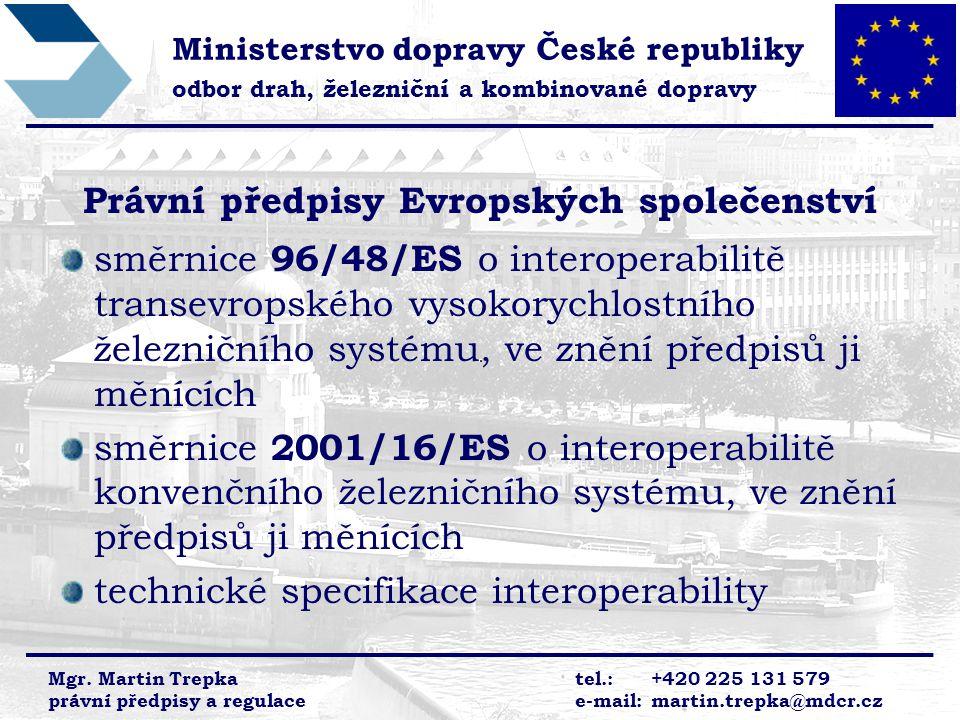 Právní předpisy Evropských společenství