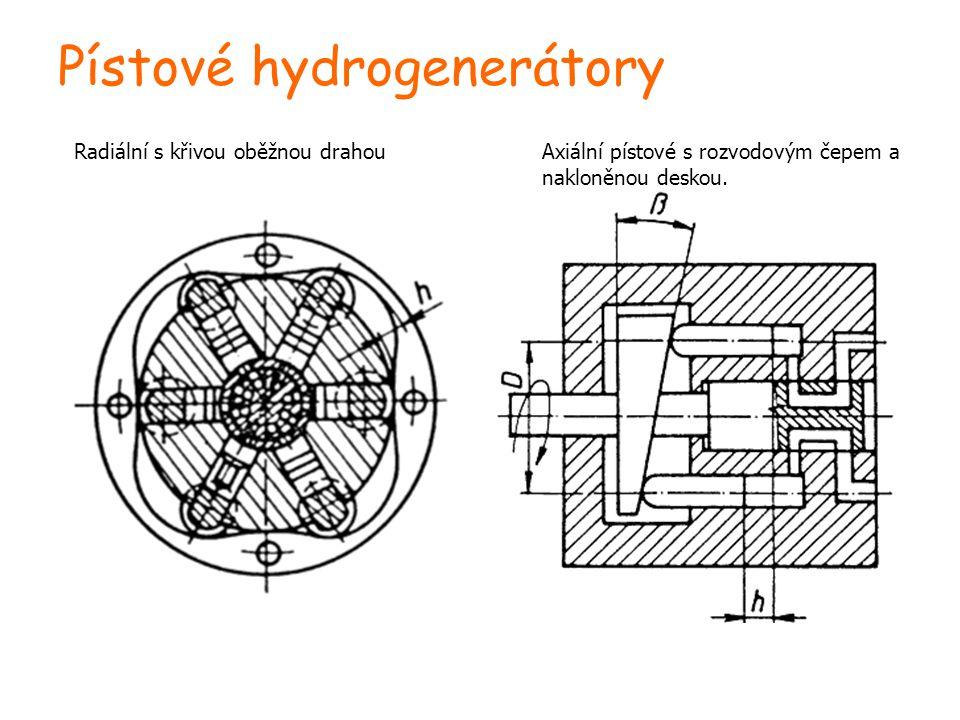 Pístové hydrogenerátory