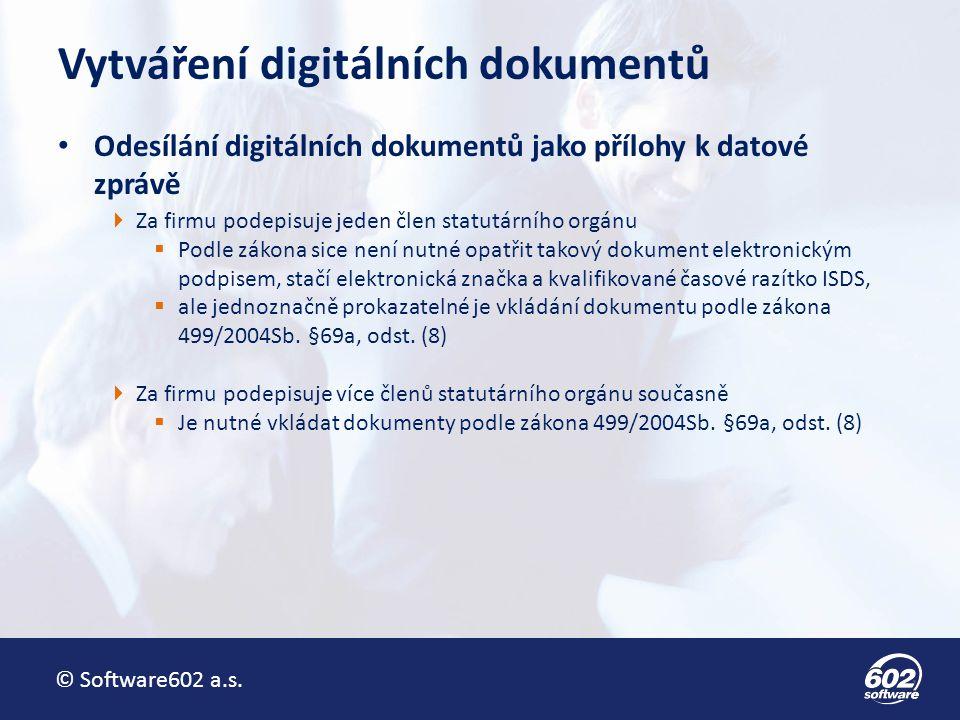 Vytváření digitálních dokumentů