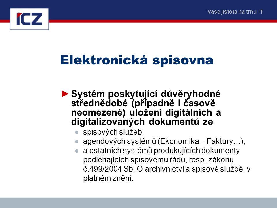 Elektronická spisovna