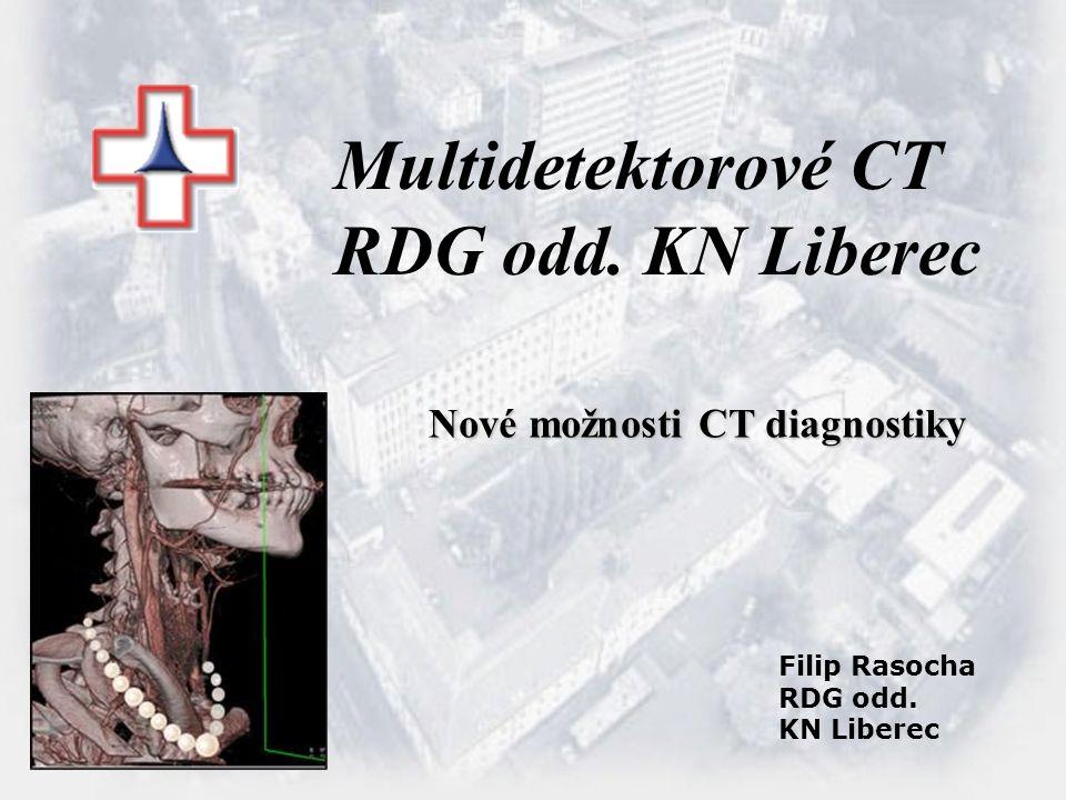 Nové možnosti CT diagnostiky