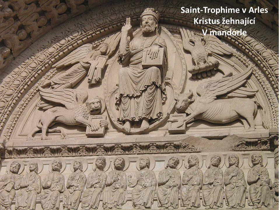 Saint-Trophime v Arles