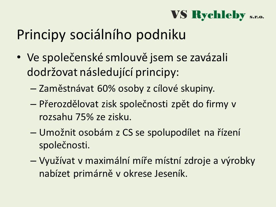 Principy sociálního podniku