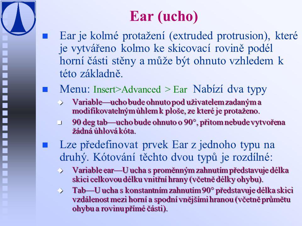 Ear (ucho)